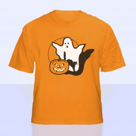 Haunted Halloween T-Shirts