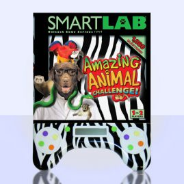SmartLab Amazing Animal Challenge Book