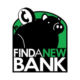 Find a New Bank Website Logo