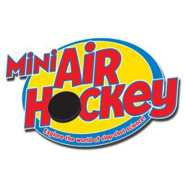 Air Hockey Logo